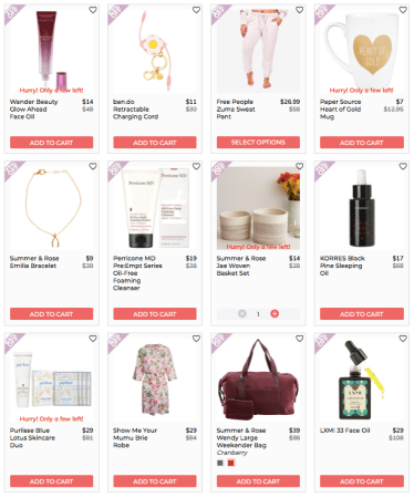 FabFitFun Mind, Body, Soul Sale 2020 Products