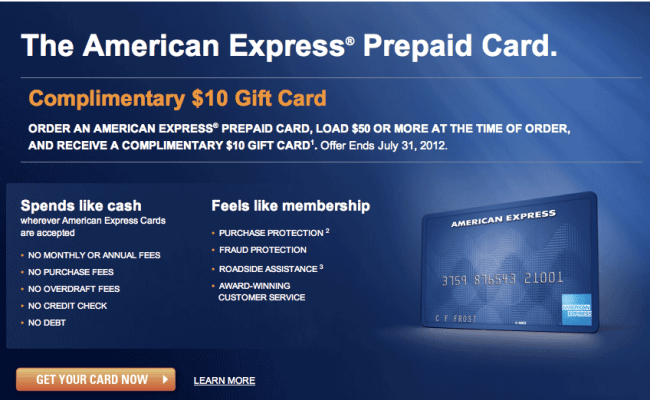 Free 30 With American Express Prepaid Card Deals We Like