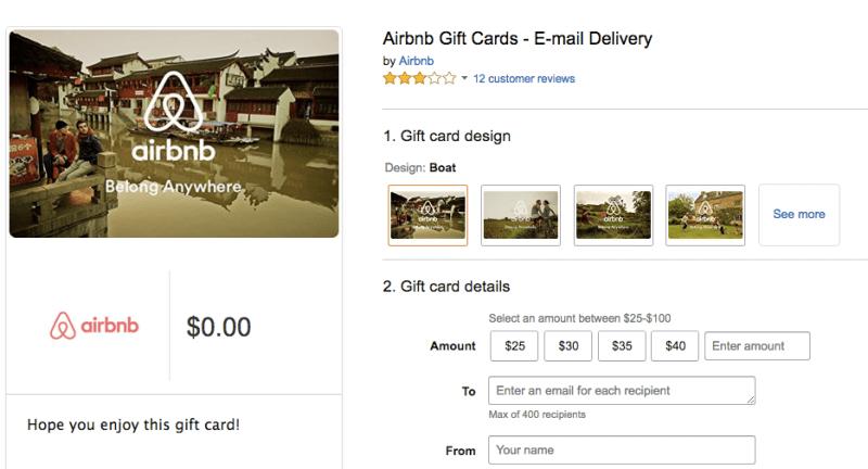 Airbnb Gift Card Uk Dealssite Co