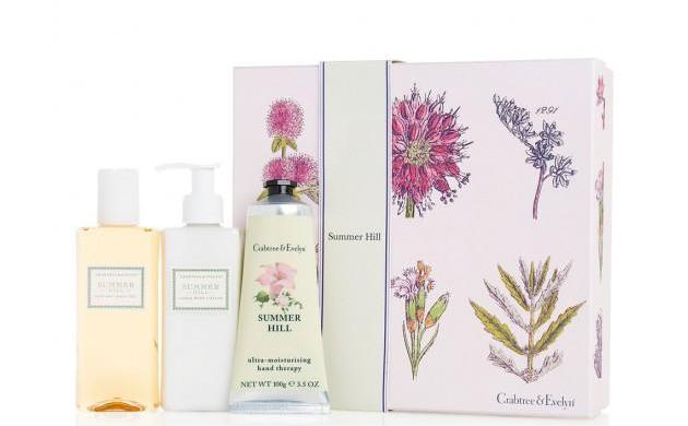 Crabtree-Evelyn Mix & Match for $30