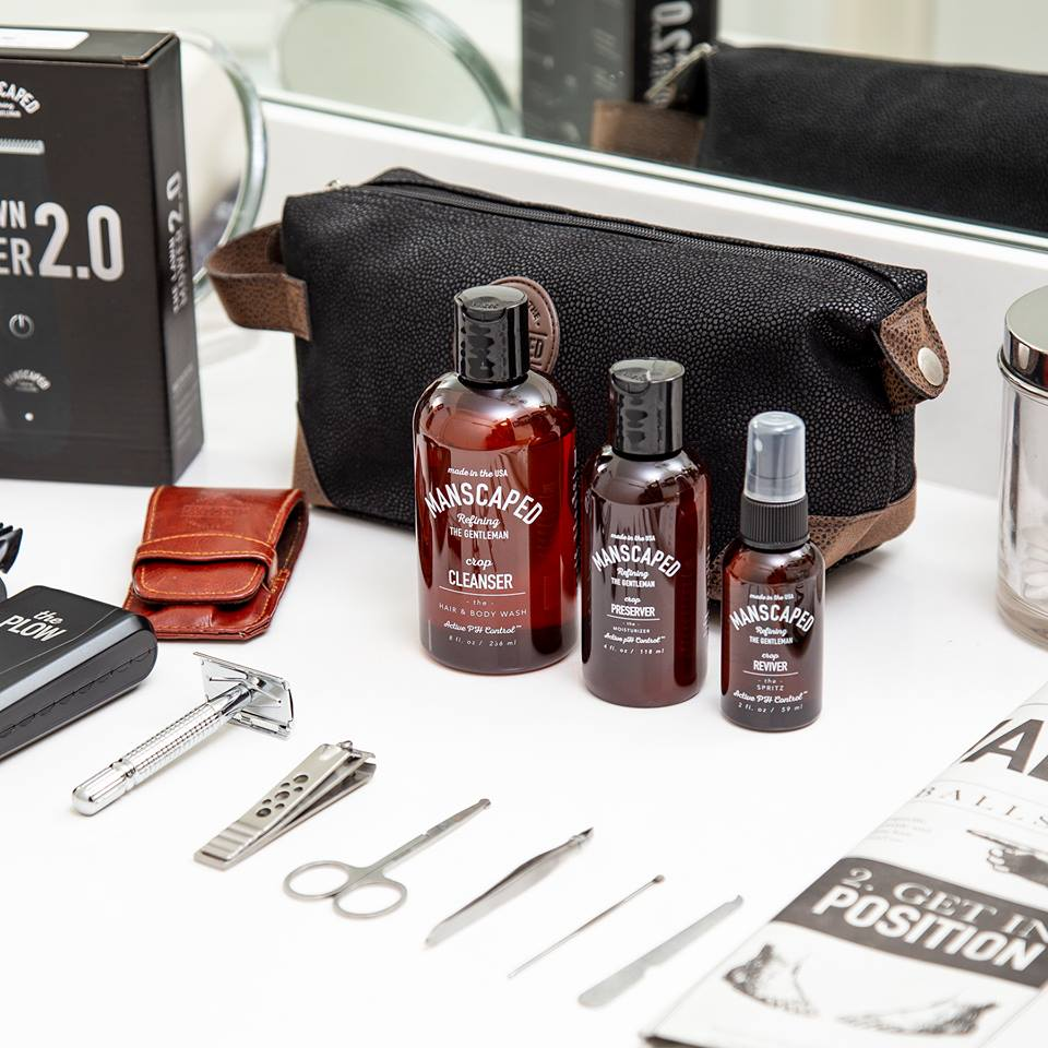 Manscaped Grooming Kit Coupon