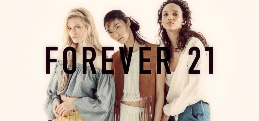 Forever 21: Saturday Steals