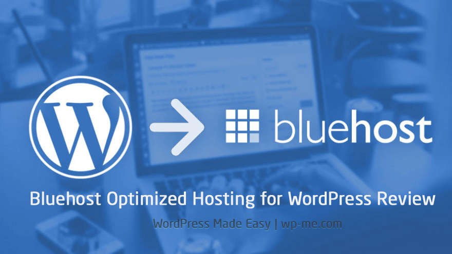 Bluehost Web Hosting only $2.95 for the month of June!