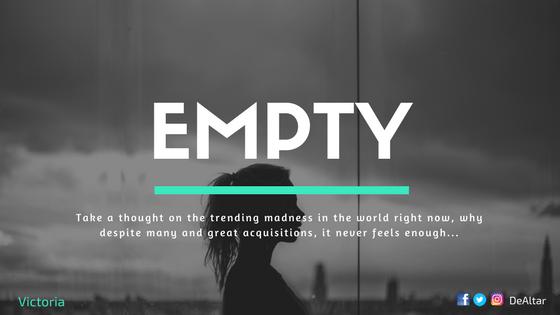 Empty - DeAltar