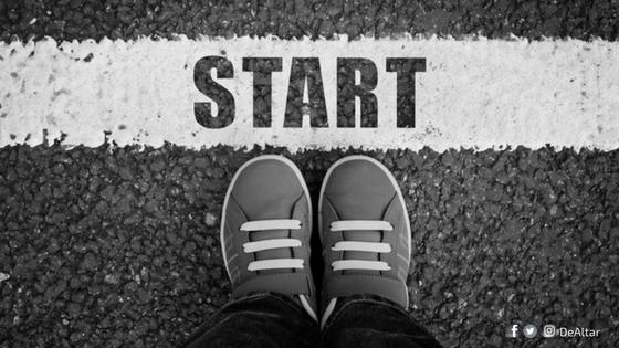 A fresh start | DeAltar