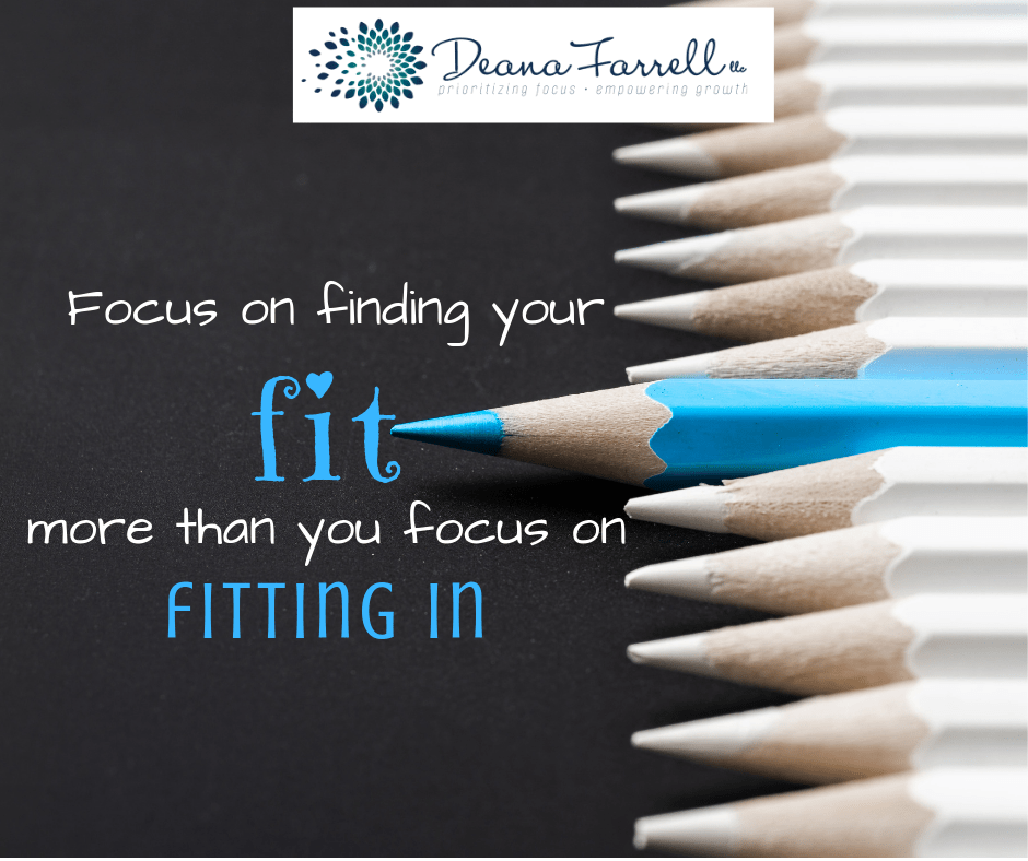 https://deanafarrell.com/fitting-in-or-finding-your-fit/