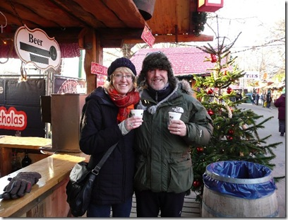Gluhwein time again!