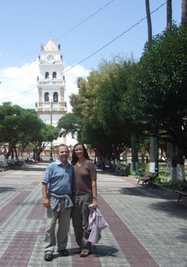 In the Plaza