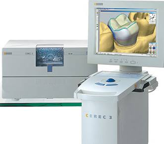 CEREC Technology at Dean Cosmetic Dentistry