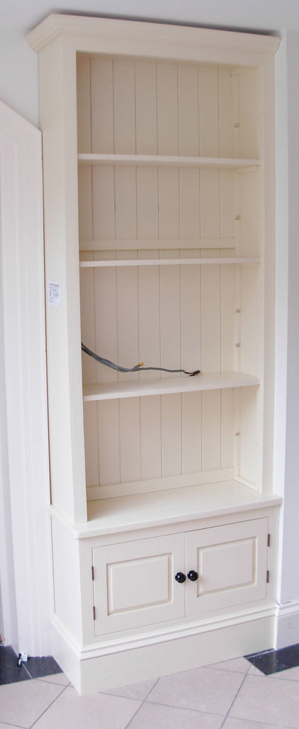 Deanery Bespoke 2 Door Cabinet With Adjustable Shelving