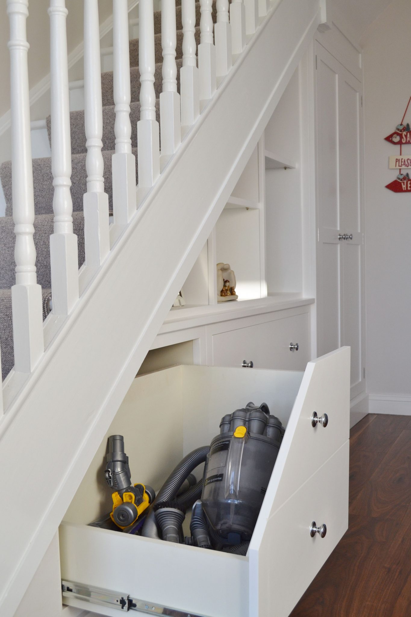Fitted Furniture UnderStair Storage  Deanery Furniture