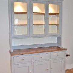 Kitchen Sideboards Mats Target Dressers Hand Painted Dresser Neptune Cambridge Walnut Top 1
