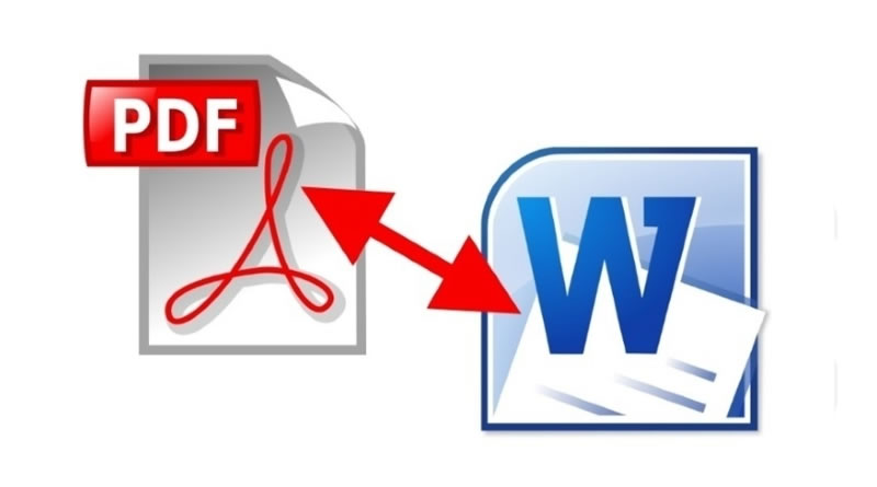 Come convertire un PDF in Word online