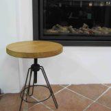 Dentist adjustable stool