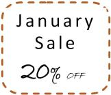 20 % off Gifts and Accessories