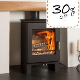 Sherford 5 Se 5kw Wood burning stove