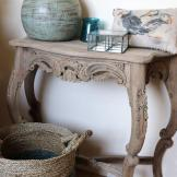 Ornate Side Table