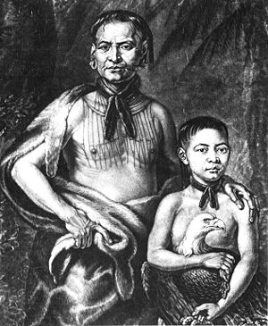 The chief and hisnephew