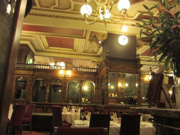 Cafe Royal inside 2