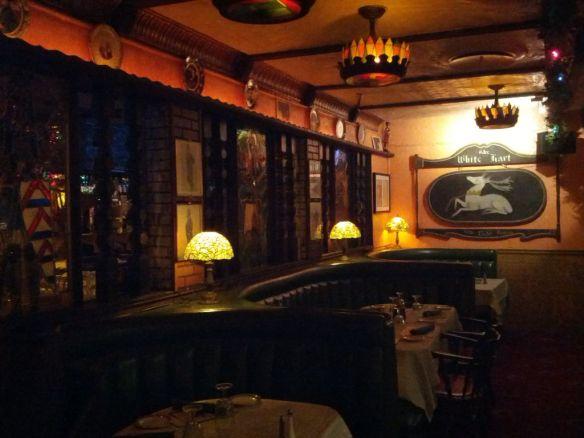 main dining room at Lyons - image by The Jab