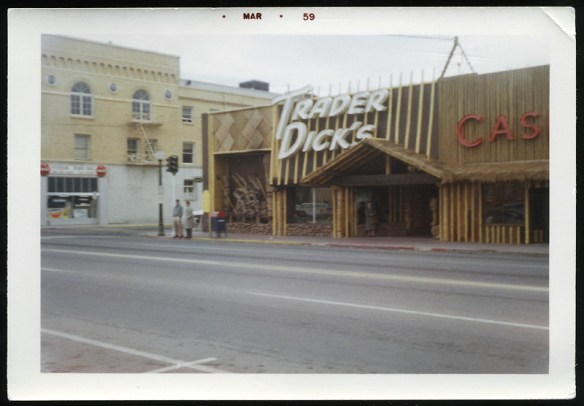 Trader Dick's original location on the Lincoln Highway (now Victorian Ave)
