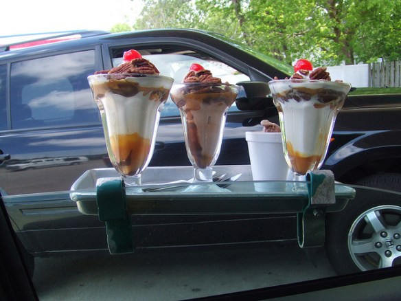 Turtle Sundaes, image by The Jab, 2007