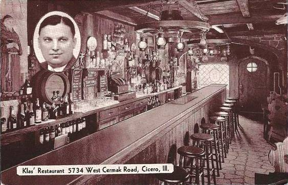 old bar postcard - image by John Chuckman