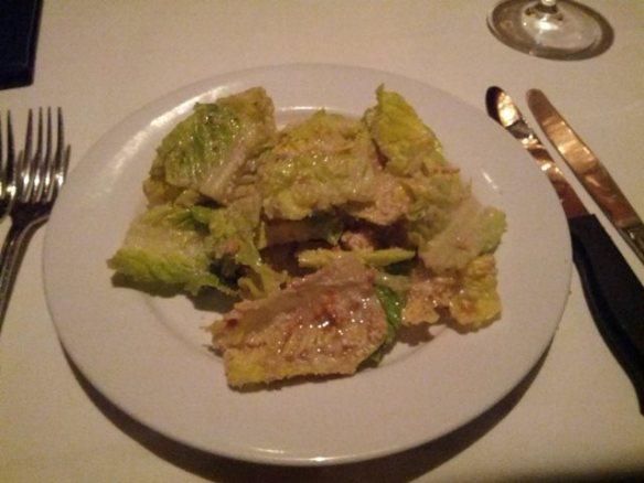 Caesar salad - photo by Dean Curtis