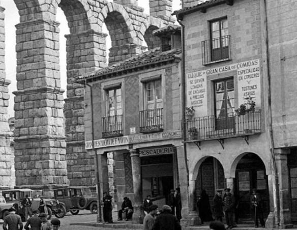 historic photo by Casa Duque's web site