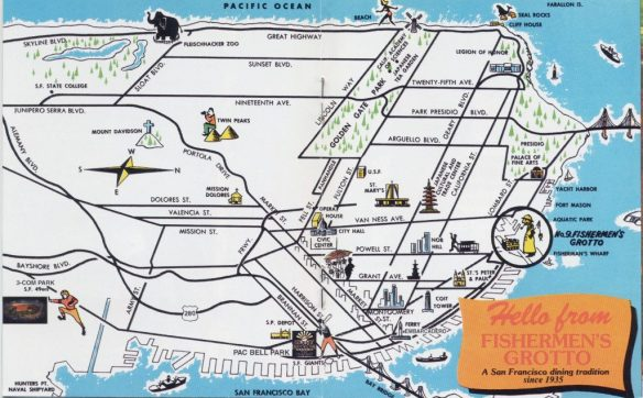 FG map