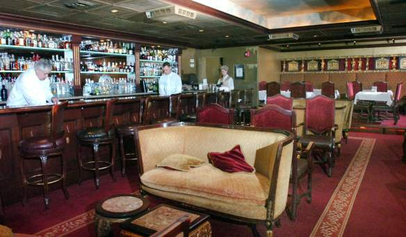 Bar & lounge - image by Times Publishing Inc.