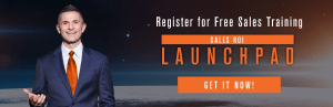 SalesROI Launchpad - Free Sales Training
