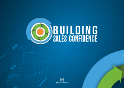Building Sales Confidence