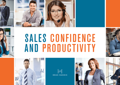 Sales Confidence and Productivity