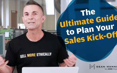 The Ultimate Guide To Plan Your Sales Kick-Off!