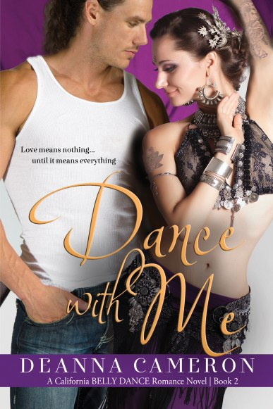 Dance with Me, by DeAnna Cameron