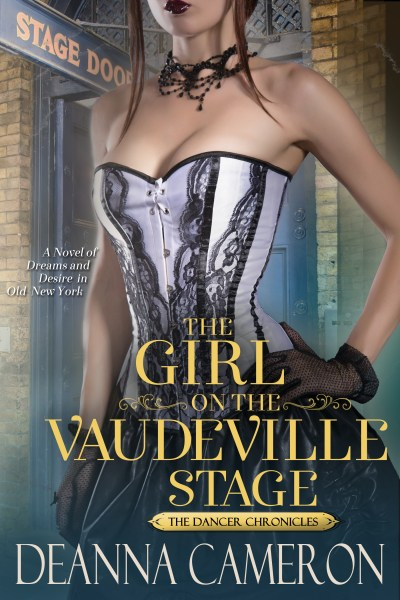 The Girl on the Vaudeville Stage