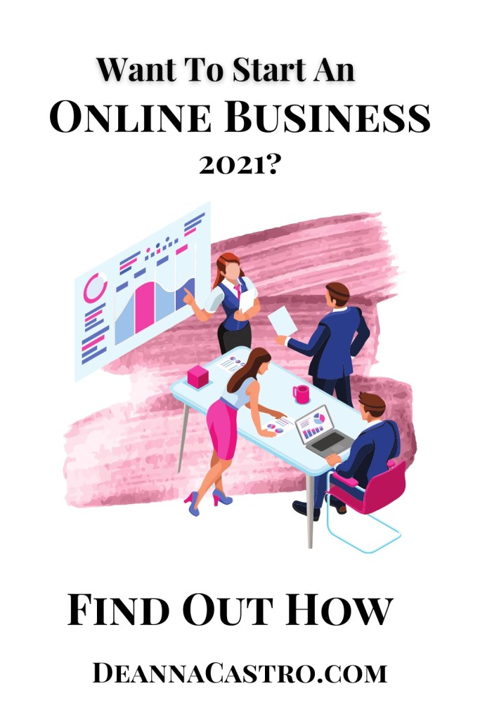 Want to start an online business in 2021?
