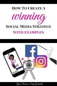 How To Create A Wining Social Media Strategy With Examples