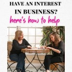 does your teen have an interest in business