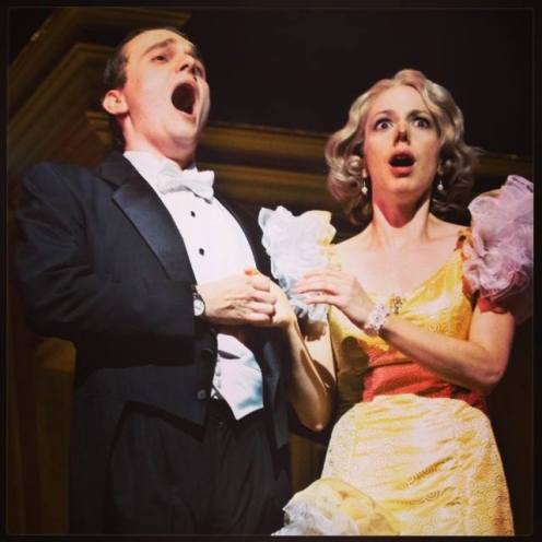 Lend Me a Tenor photos by Lee A Butz; Pictured with Jacob Dresch
