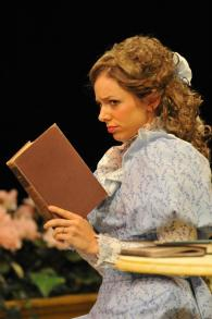 The Importance of Being Earnest photo by Rob Jones
