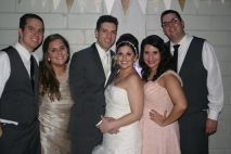Liz & Vince 121314 Wedding