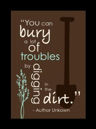 Bury Your Troubles