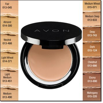 Avon True Color Flawless Cream Concealer