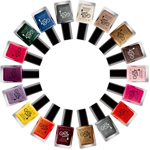 7-in-1 nail enamel