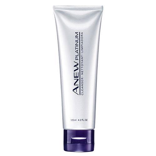 Avon Anew Platinum Cream Cleanser