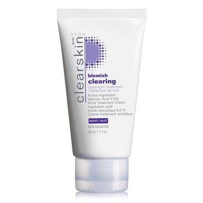 Clearskin® Blemish Clearing Overnight AcneTreatment