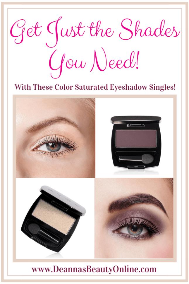 True Color Eyeshadow Single