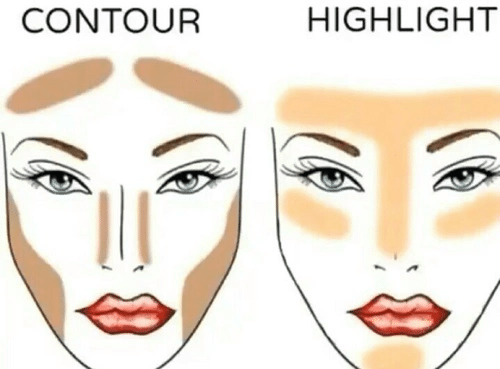 Everyday Contouring with Avon Makeup